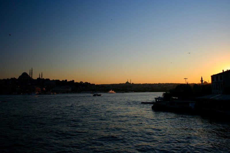 Golden Horn (Haliç)